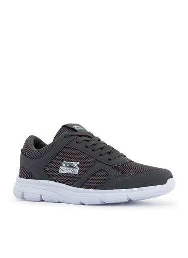 Slazenger Slazenger ESCAPE I Sneaker Kadın Ayakkabı K. Gri